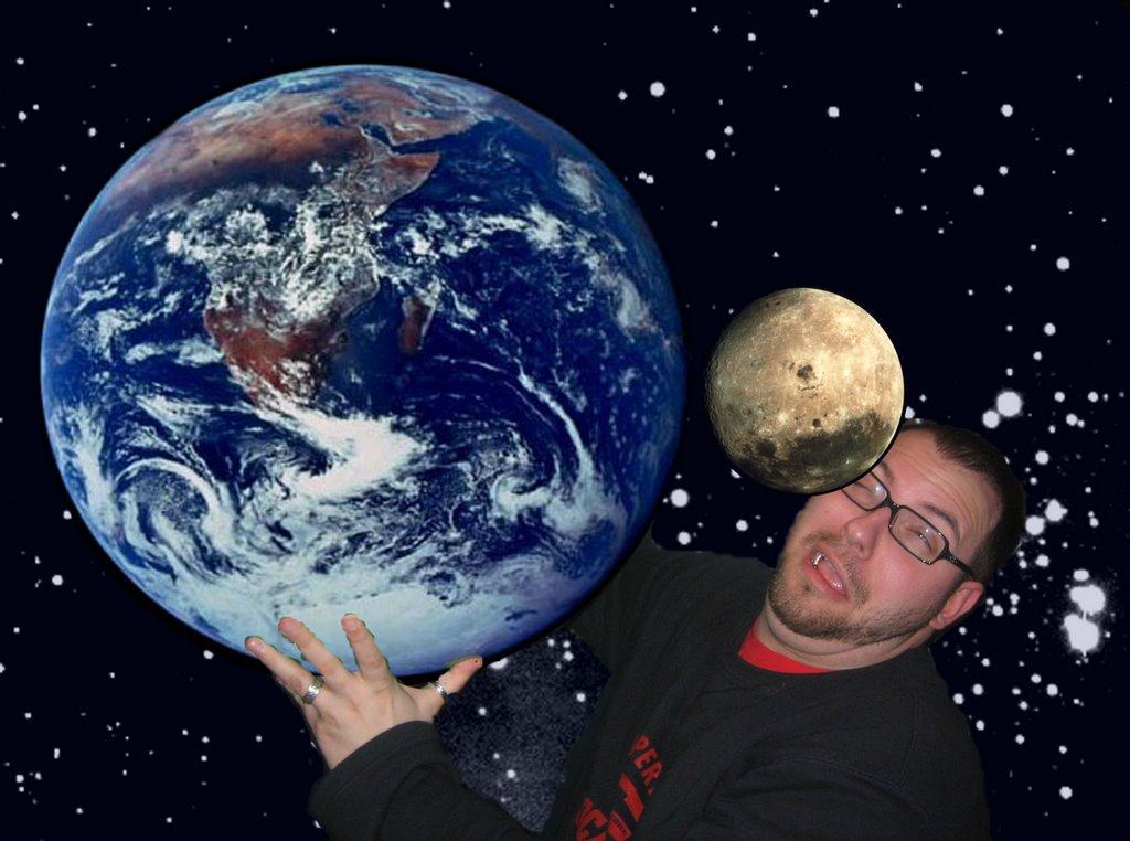 Napad na Zemlju! (Mesec uzvracja udarac!)